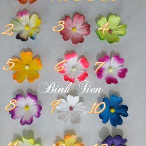 hoa giấy lụa